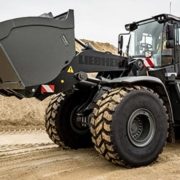 Liebherr wheel loaders L 566 XPower® for Guggenberger GmbH