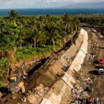 Volcano spillways help protect communities and aggregate resources