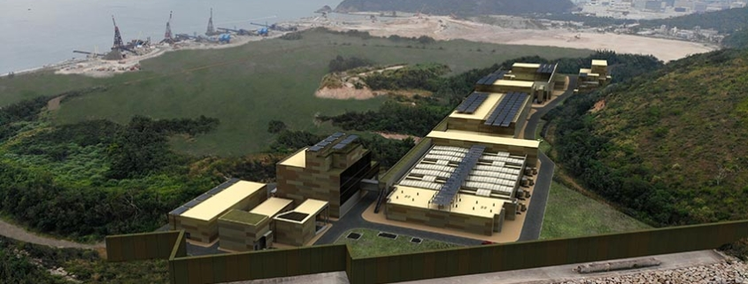 ACCIONA to build and operate its first desalination plant in Hong Kong