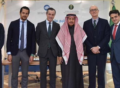 ACCIONA will build its fourth desalination plant in SAUDI ARABIA