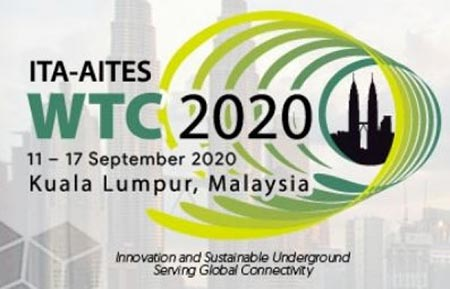 World Tunnel Congress WTC 2020