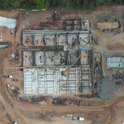 ACCIONA, first year of construction of Drinking Water Plant in Panama
