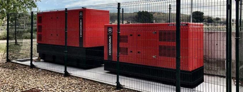 HIMOINSA Generator Sets provide power to combat the covid-19