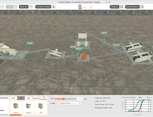 Metso launches My Plant Planner on-line configurator