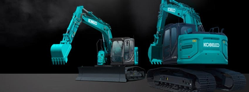 Kobelco launches two new next generation machines