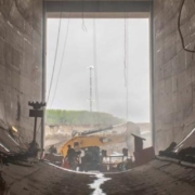 ACCIONA complete the construction of the tunnels for the Site-C