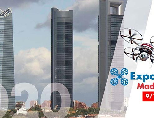 The most important drone event is back, EXPODRONICA 2020