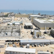 Acciona produces first cubic meter of water at Al Khobar 1