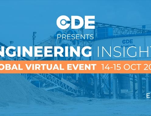 CDE announces a global virtual symposium for the wet processing industry