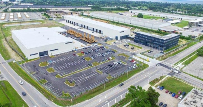 Liebherr USA, Co. headquarters opens at expanded campus in Newport News, Virginia