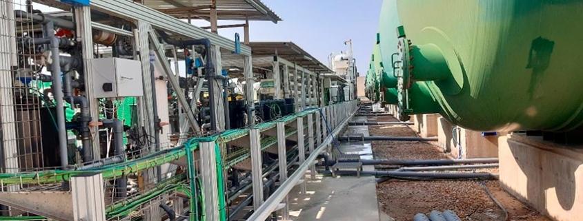 ACCIONA's Desalination Living Lab a platform for R&D+i in desalination
