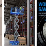 Genie Launches E-Drive Across GS™ Slab Scissor Product Line