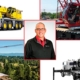 Manitowoc's new president and CEO, Aaron Ravenscroft