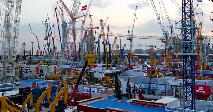 More than 2,800 exhibitors to participate in bauma CHINA 2020