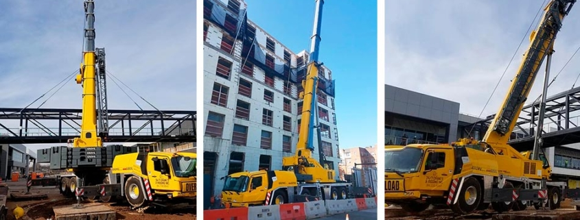 24/7 Lifting stays true to its name thanks to Grove GMK5250L's reliability