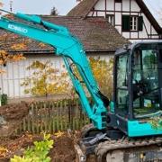Kobelco relaunches SK45SRX-6E and SK55SRX-6E mini excavators