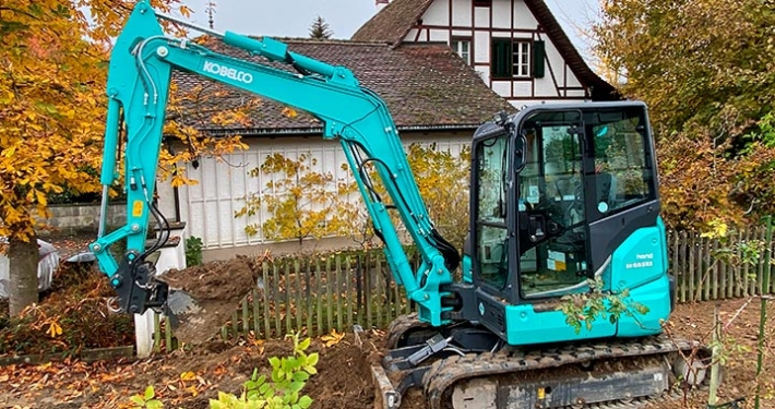 Kobelco relaunches SK45SRX-6E and SK55SRX-6E mini excavators
