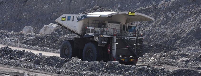 Liebherr fleet of five T 264 mining trucks goes to Australia