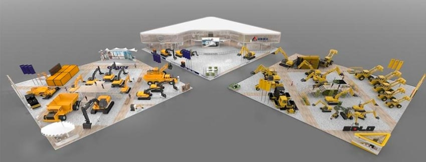Volvo Group demonstrates commitment with stand at bauma China 2020