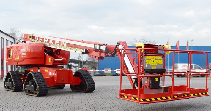 Gerken receives close to 200 Genie machines in Germany