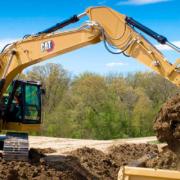 New Cat® 335 Compact Radius Next Gen Excavator