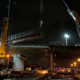 Two Grove five-axle cranes for bridge replacement job in New Zealand