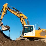 Generation 8 crawler excavators for various applications