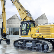New Cat ® 340 UHD Demolition Excavator