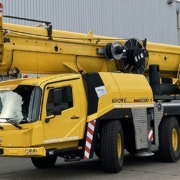 Locar orders five Grove all-terrain cranes for the Brazilian market