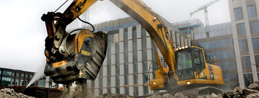 Seaports and airports, with MB Crusher profits take off