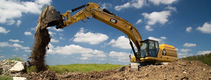 Next Generation Cat ® 352 Excavator