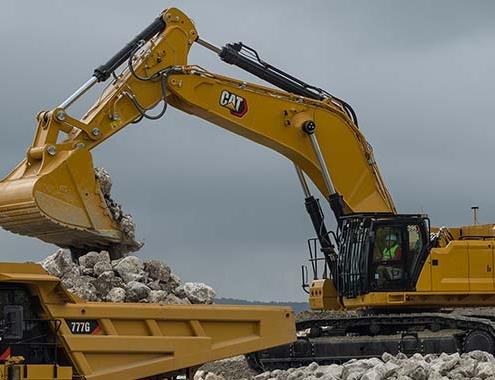 New Next Generation Cat® 395 Excavator