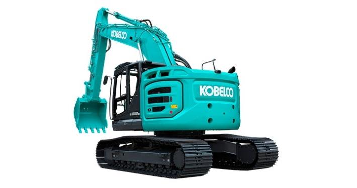 Kobelco launches its largest Short Radius excavator