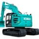 Kobelco launches its largest Short Radius excavator
