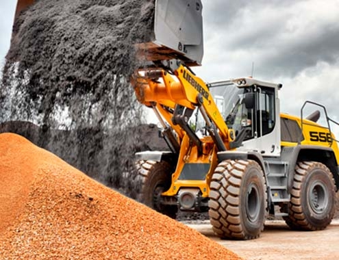 Performance increase to L 550 and L 556 XPower® wheel loaders