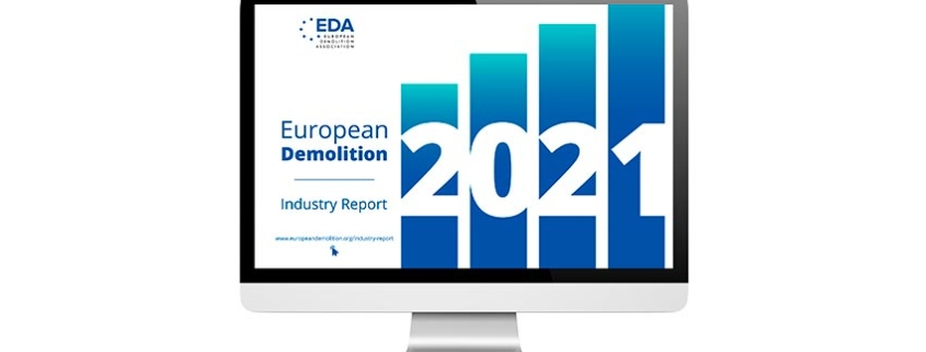 Participation in the European Demolition Industry Report 2021 is now open
