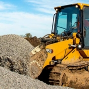 Cat 953 Track Loader, Fuel & Productivity Improvements