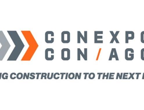 CONEXPO-CON/AGG Unveils New Logo, Brand Identity