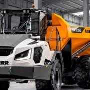 New Liebherr articulated dump truck receives Red Dot Award 2021