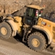New Cat® 980 and 982 series wheel loaders