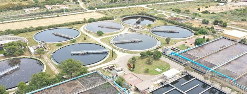 ACCIONA in maintenance of 300 wastewater treatment plants in Sardinia