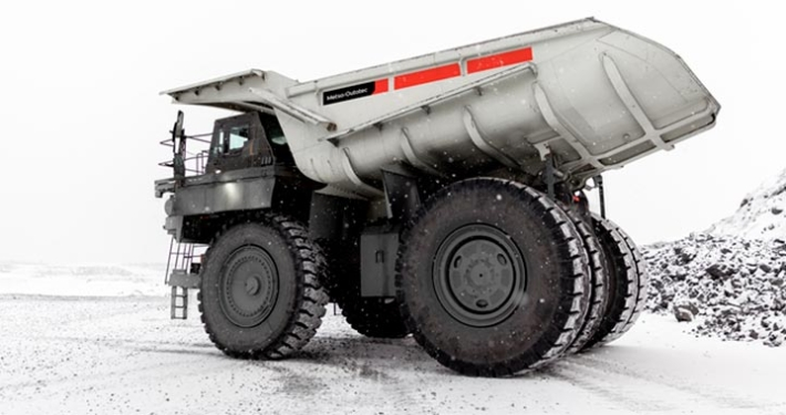 Americas to get its first Metso Outotec Truck Body in operation