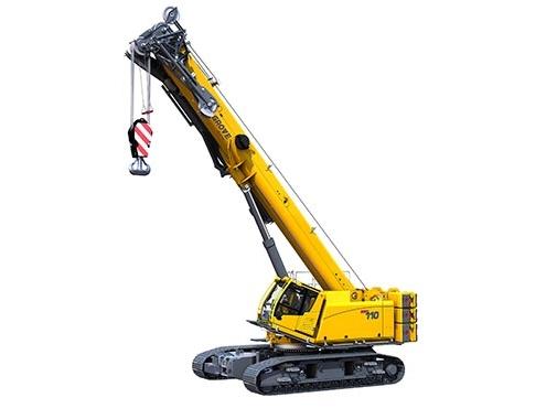 Manitowoc launches Grove GHC110 telescoping crawler crane