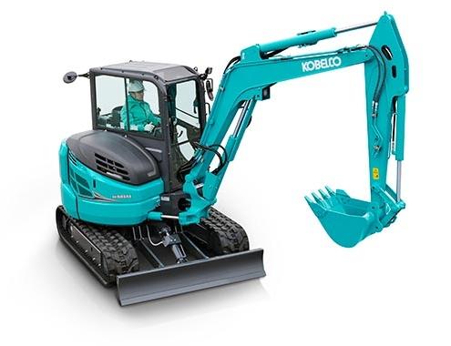 Kobelco launches next generation SK50SRX-7 and SK58SRX-7 mini excavators