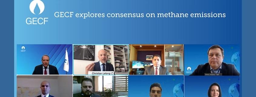 GECF explores consensus on methane emissions