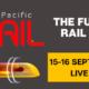 Asia Pacific Rail 2021